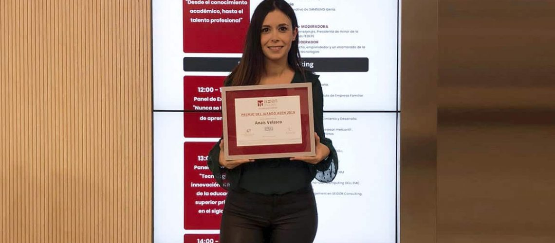Inenka galardonada los premios aeen 2019