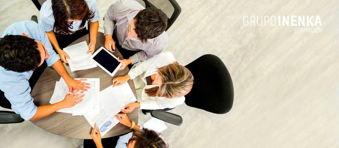 Fomentar el trabajo grupal en una empresa
